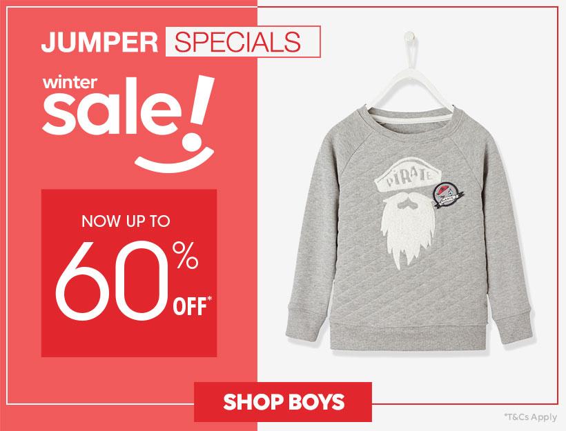Jumper specials