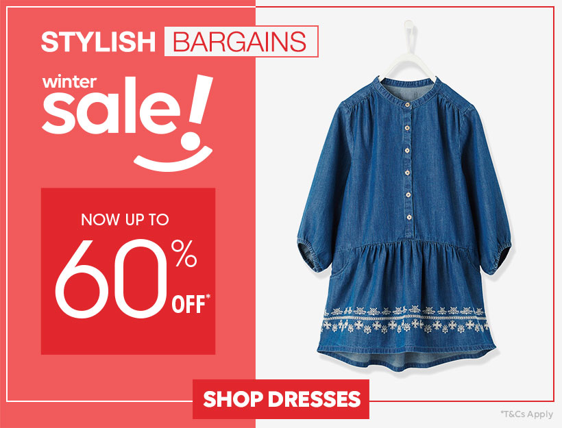 Stylish bargains