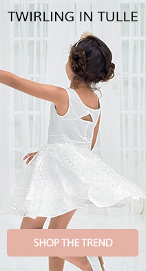 twirling in tulle