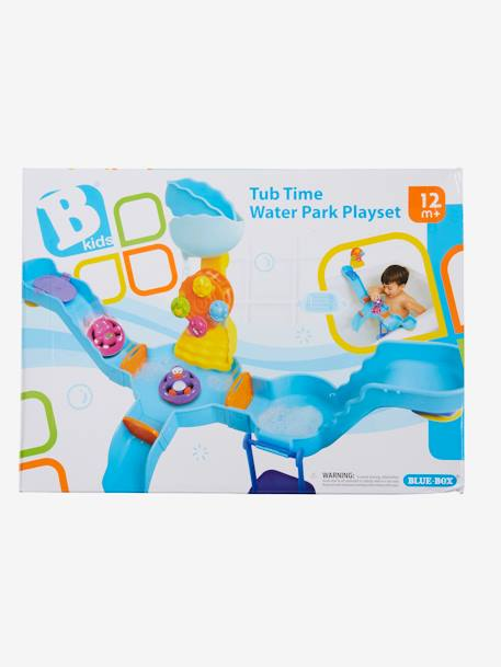 Waterpark Bath Time Play Set Muticolour