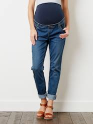 Maternity Boyfriend Fit Jeans - Inside Leg 29'