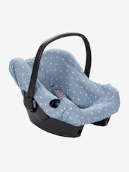 Nursery-Car Seats-Elasticated Cover for Group 0+ Car Seat