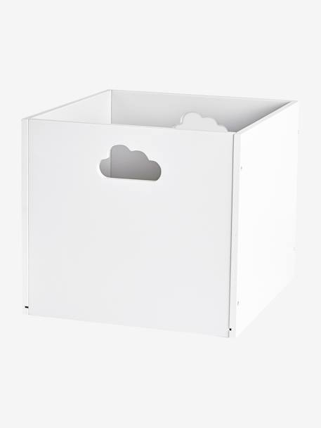 Storage box Grey+White