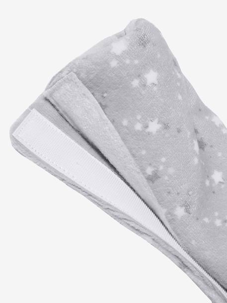 Seat belt Cover Light grey / stars