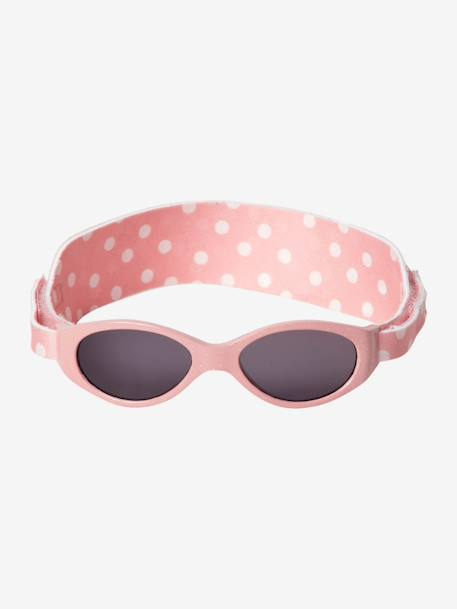 Sunglasses for 6-18 months Blue print+Pink print