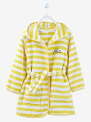 Furniture & Bedding-Bathing-Bathrobes-Childs Hooded Bathrobe