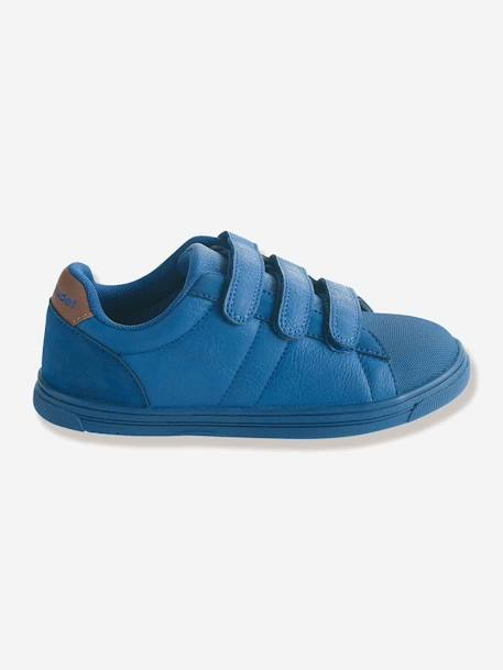 Boys Trainers Azure+Yellow
