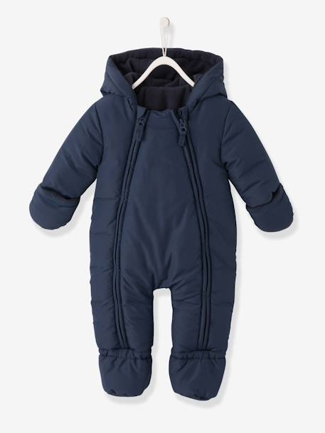 Convertible Baby Snowsuit Ink