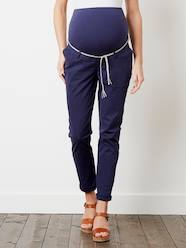 Maternity-Trousers-Maternity Chino Trousers, Inside Leg 32 cm