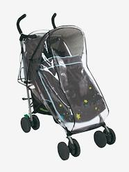 Rain cover for pushchair