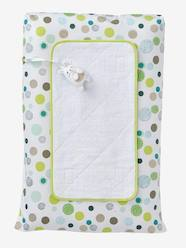 Nursery-Bathing & Changing-Changing Mat & Cover, Picnic Theme