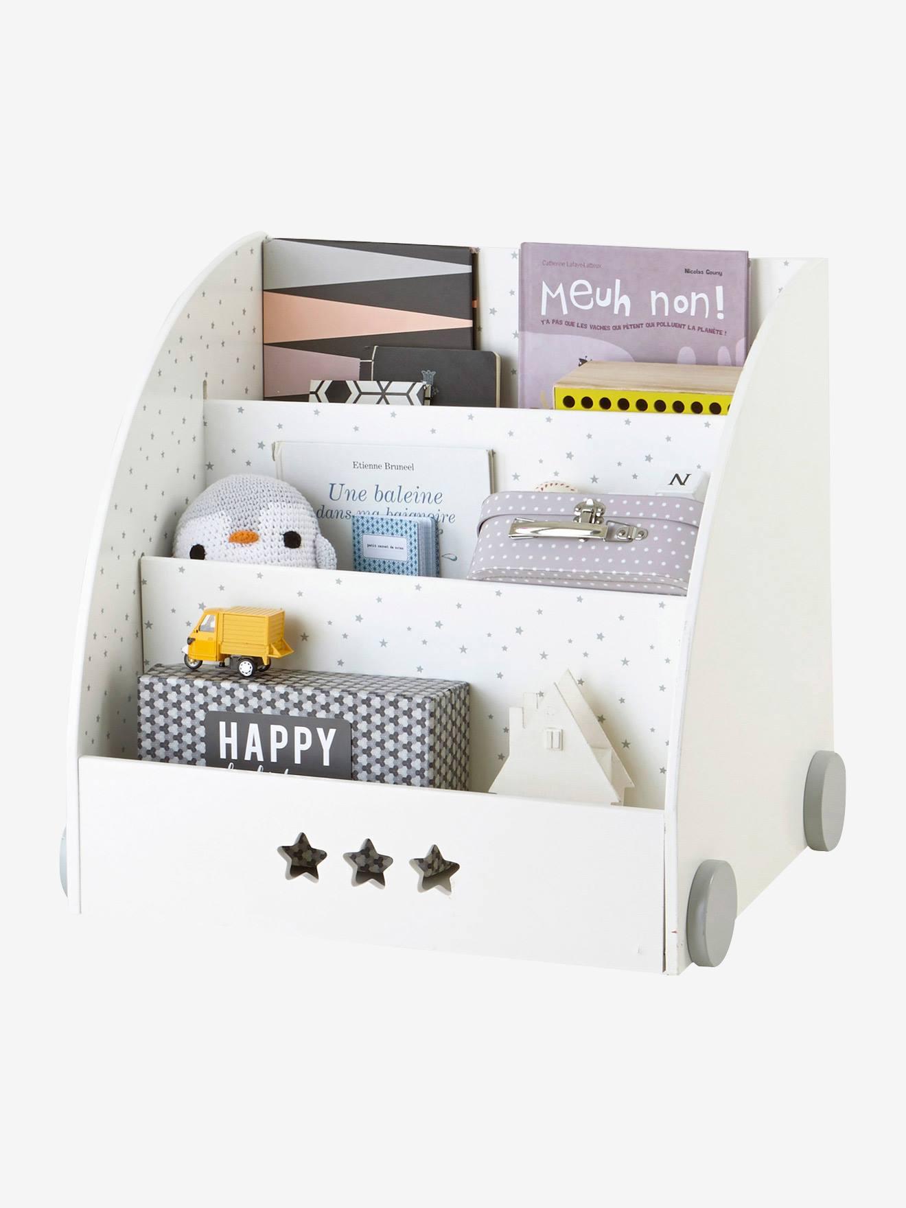 mobile bookcase, sirius theme, storage & decoration | vertbaudet, Hause deko