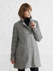 3-in-1 Adaptable Maternity Coat