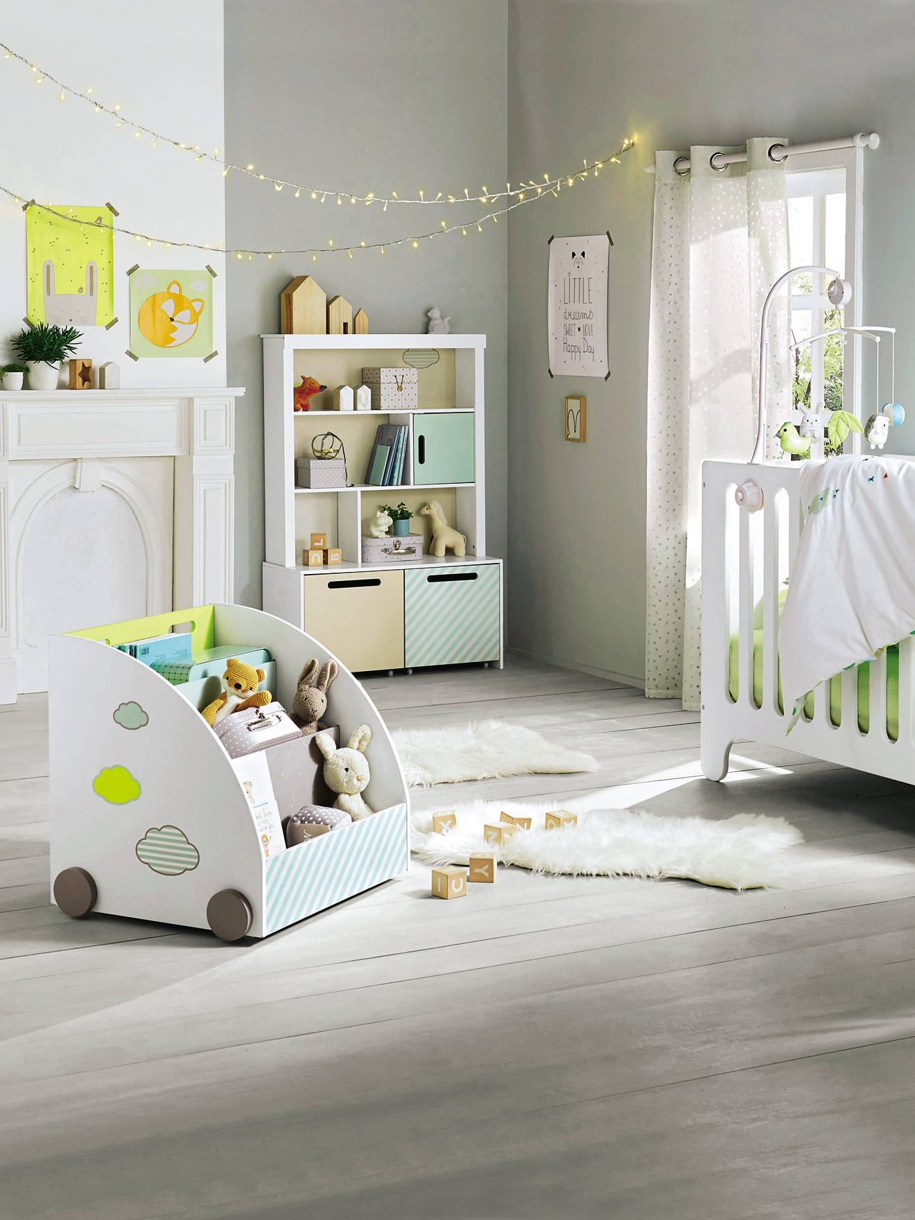 Meuble chambre vertbaudet for Catalogue vertbaudet meuble