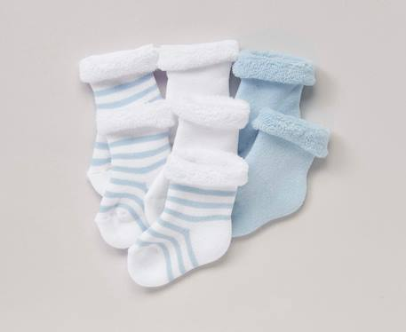 Newborn Baby Pack of 7 Pure Cotton Bootees Ash grey pack+Pale blue pack+Rose pack