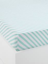 Furniture & Bedding-Baby Bedding-Fitted Sheets-Baby Fitted Sheet, Jungle Party Theme