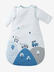 Furniture & Bedding-Baby Bedding-Sleepbags-Sleep Bag with Removable Sleeves, Circus Theme