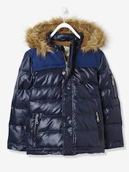 Boys' Feather & Down-Filled Padded Jacket