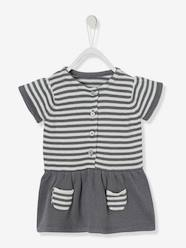 Baby Girls' Knitted Dress