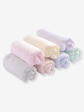 Pack of 7 Pairs of Disposable Briefs for the Maternity Ward assorted