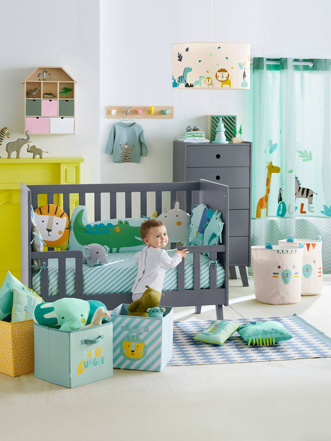 Best Vertbaudet Theme Chambre Bebe Ideas - Awesome Interior Home ...
