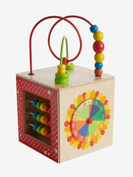 5-sided Activity Cube Muticolour