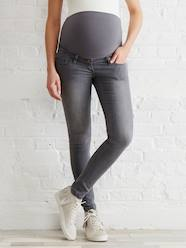 Long Maternity Skinny Jeans - Inside Leg 33'