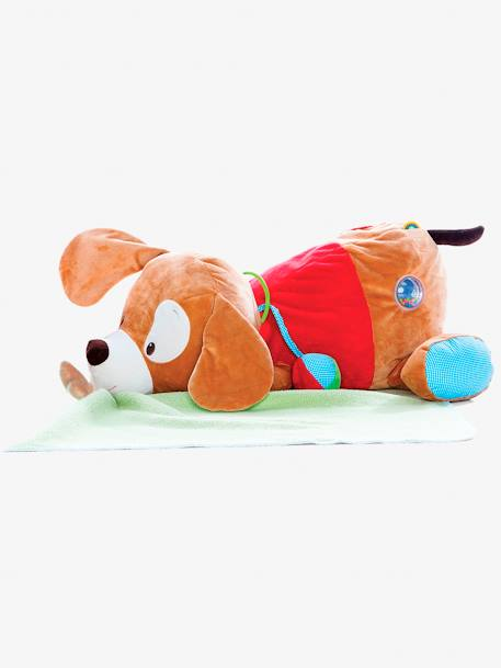 Early Learning Dog Soft Toy Muticolour