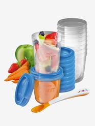 Nursery-Mealtime-PHILIPS AVENT BPA-Free Food Storage Cups