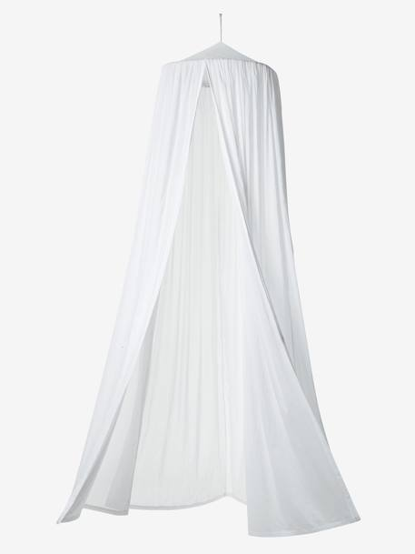 Canopy Curtain White