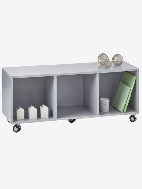Storage Unit Grey+White