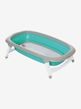 Easytub Folding Baby Bath blue light two color/multicol