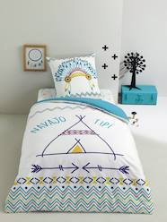 Furniture & Bedding-Child's Bedding-Duvet Cover & Pillowcase Set, Lil' Indian
