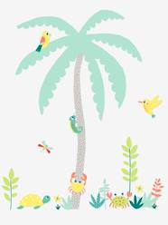 Storage & Decoration-Decoration-Stickers-Giant Sticker, Desert Island Theme