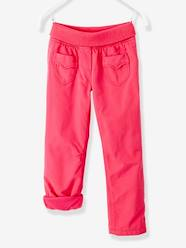 Girls-Trousers-Girls Fleece-Lined Indestructible Trousers