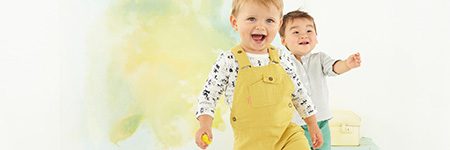 Baby Dungarees & Romper Suits