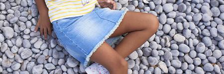 Girls Mini Skirts