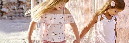 Girls Shirts, Tops, Blouses & Tunics