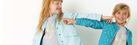 Girls Winter Coats, Parkas & Jackets