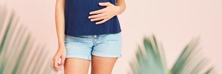Maternity / Pregnancy Shorts