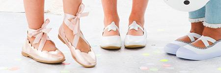 Girls Ballerina Shoes & Pumps