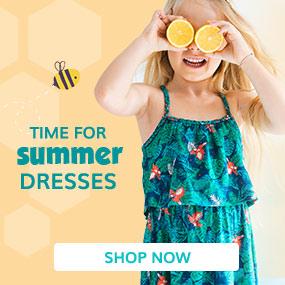 Time for Summer dresses
