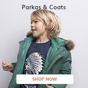 Parkas & Coats