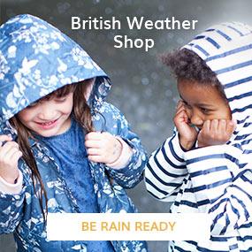 British weather shop