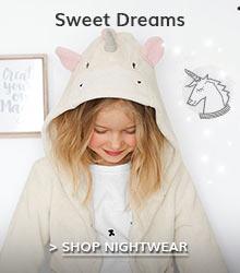 Sweet dreams... girls Nightwear