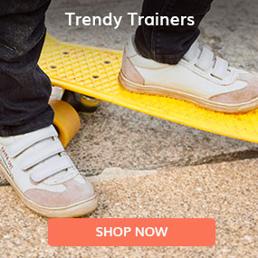 trendy trainers