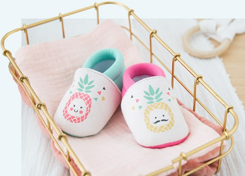 Discover when to buy baby shoes