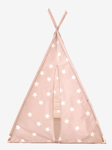 Inca Teepee BEIGE LIGHT ALL OVER PRINTED+GREY LIGHT ALL OVER PRINTED