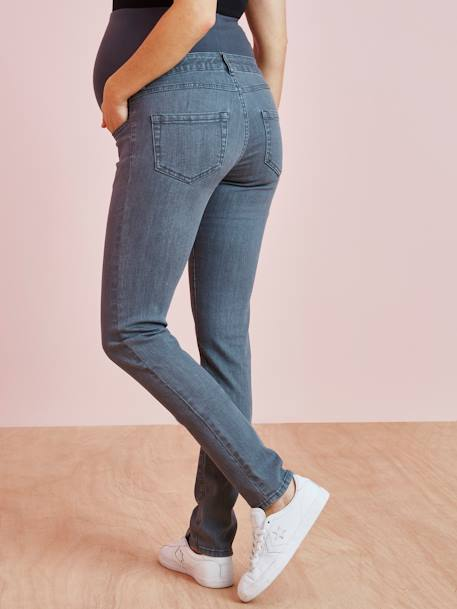 JEANS GREY MEDIUM WASCHED
