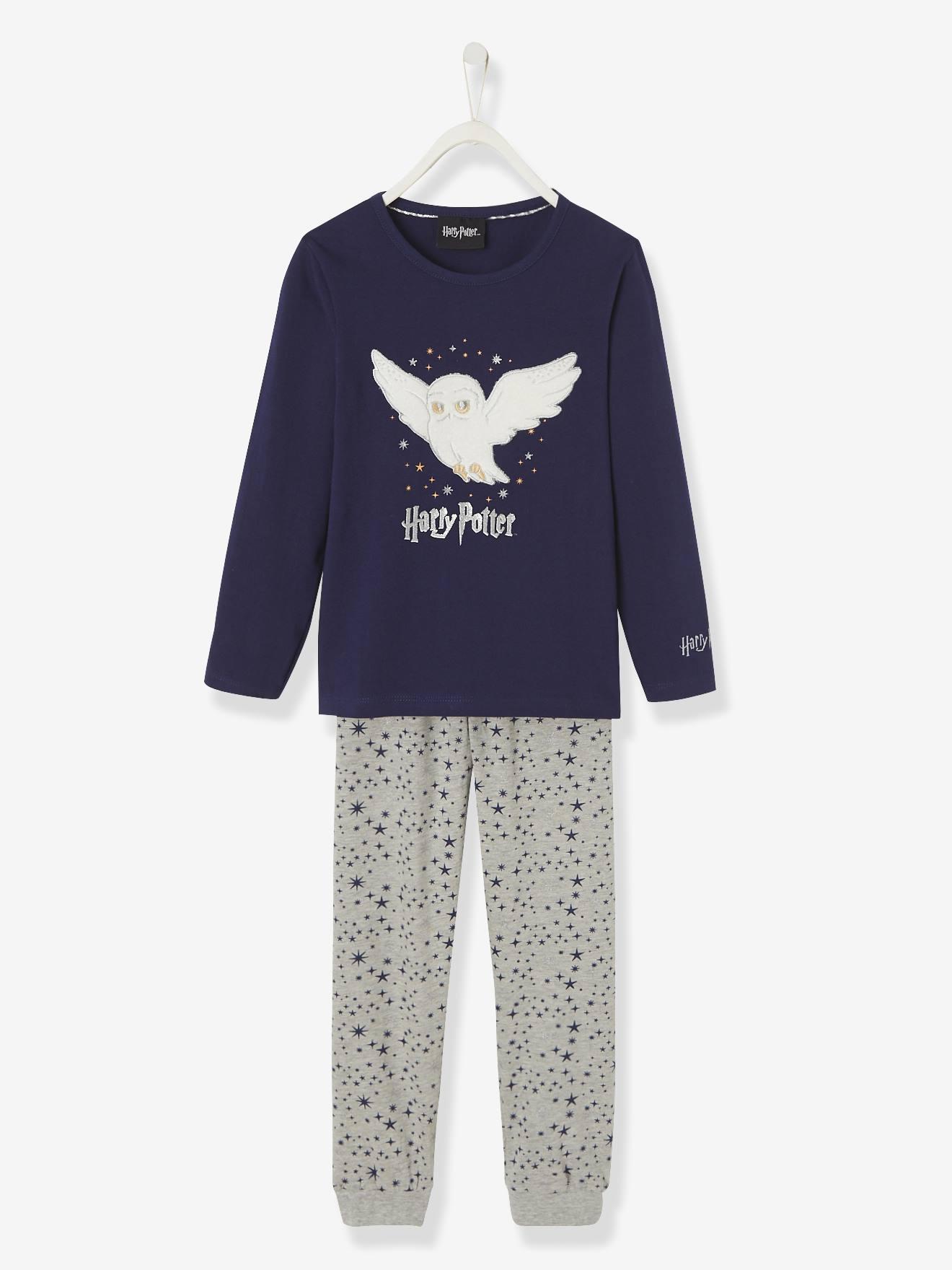 lindos zapatos bueno nueva colección Harry Potter® Pyjamas, for Boys - blue dark solid with design, Girls |  Vertbaudet